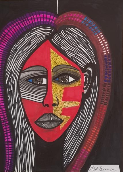 israeli painters mirit ben-nun odern art