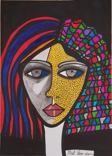 female art israel gallery mirit ben-nun
