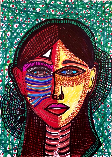 jewish woman paintings mirit ben-nun