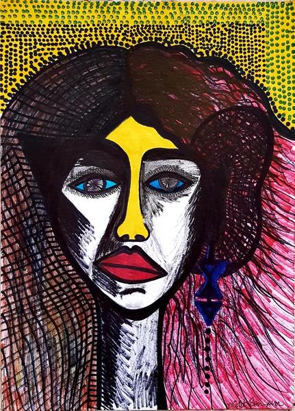 israeli art mirit ben-nun artist ainter