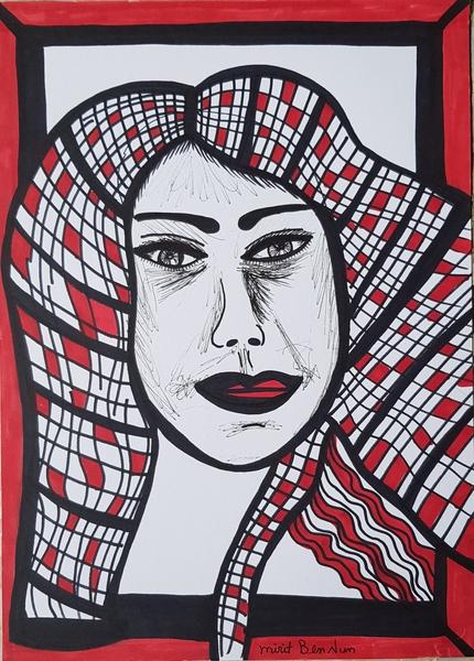 israeli contemporary painter mirit ben-nun