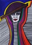 israeli paintings mirit ben-nu artist