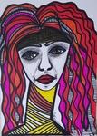 women jewish art israel mirit ben-nun