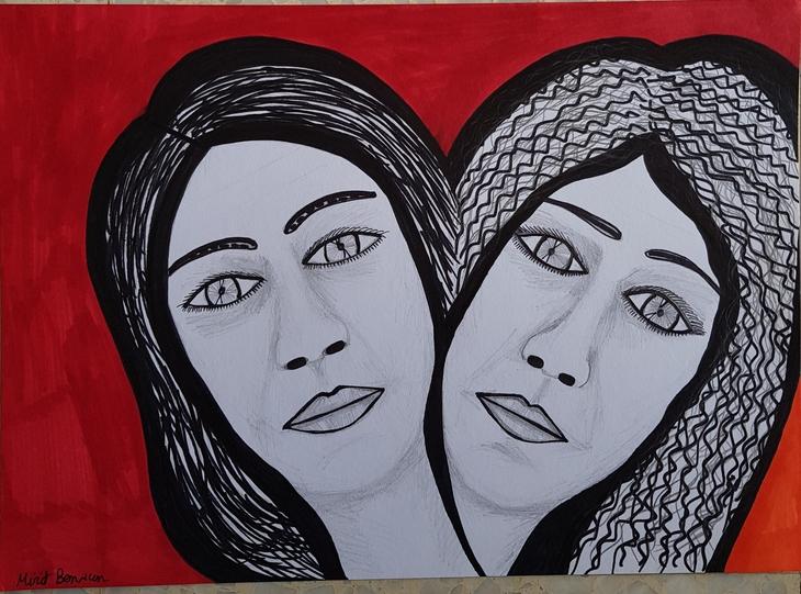 israeli painter mirit ben-nun artist