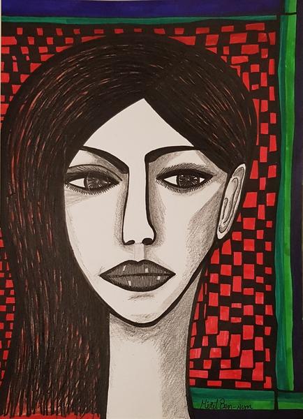 Israeli art works paintings and drawings art