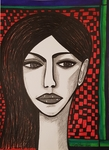 Israeli art works paintings and drawings art