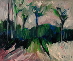 Wald bei Brochterbeck I