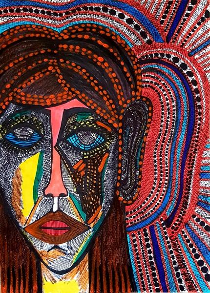 jewish female art mirit ben-nun painter