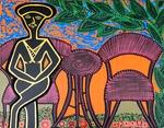 female jewish paintings israel art mirit ben nun