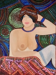 original paintings israeli jewish art mirit ben nun