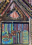 israeli paintings expressive art mirit ben nun