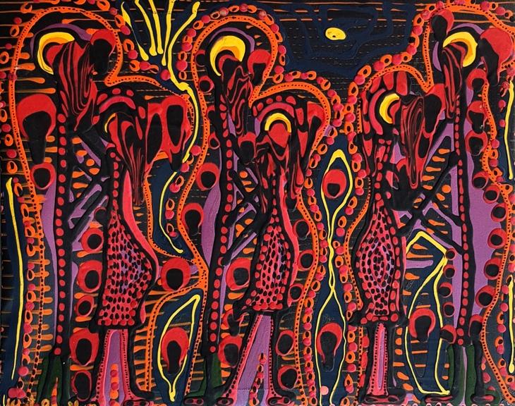 israel contemporary paintings israel mirit ben nun art