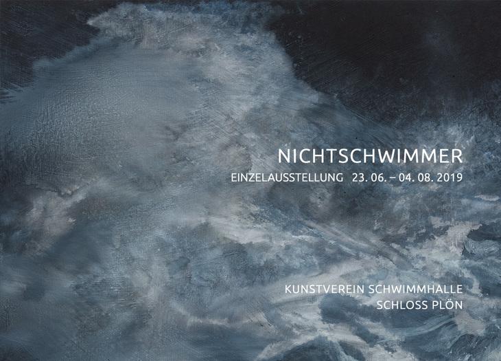 Kunstverein Schwimmhalle Schloss Plön, 23.06.-04.08.2019