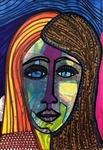 self portrait israeli painters mirit ben nun art