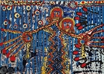israeli paintings original art mirit ben nun