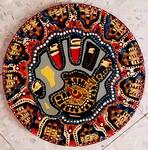 mandala art israel mirit ben nun painter