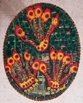 mandala art israel mirit ben nun modern painter