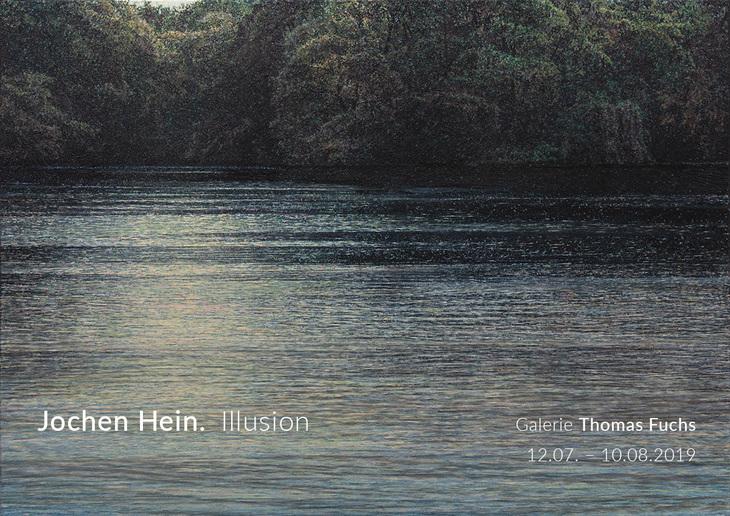 Exhibition Galerie Thomas Fuchs, Stuttgart, 12.7.-10.8.2019