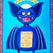 The Baty speaks to you, outsider art with a wise message