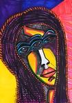 mask painter mirit ben nun israeli art