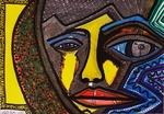 israeli painter jewish female art paintings mirit ben nun