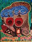 jewish israeli paintings and drawings mirit ben nun