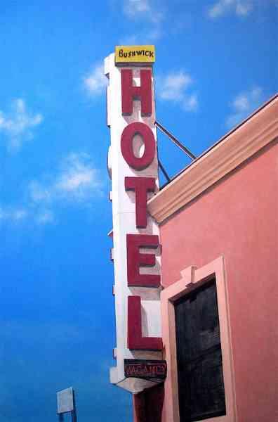 Bushwick Hotel