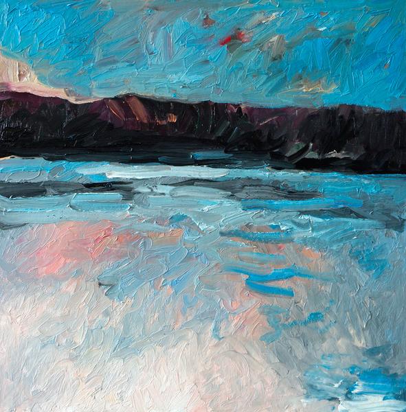 Der See, August
