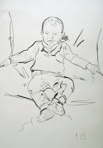 Kleiner Junge II