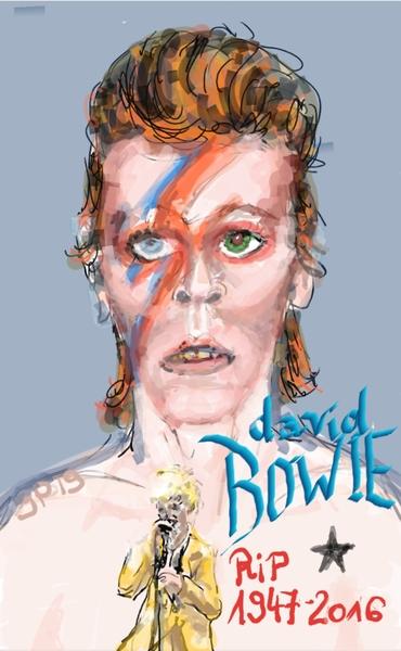 Popchamäleon David Bowie