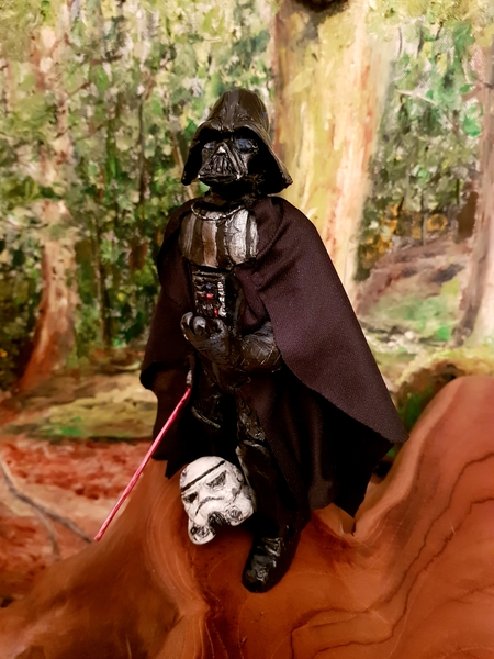 Darth Vader Right Hand of the Emperor