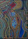 Arte de vanguardia artista israelita Mirit Ben-Nun