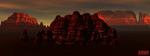 Red Rocks of the Mogollon Rim