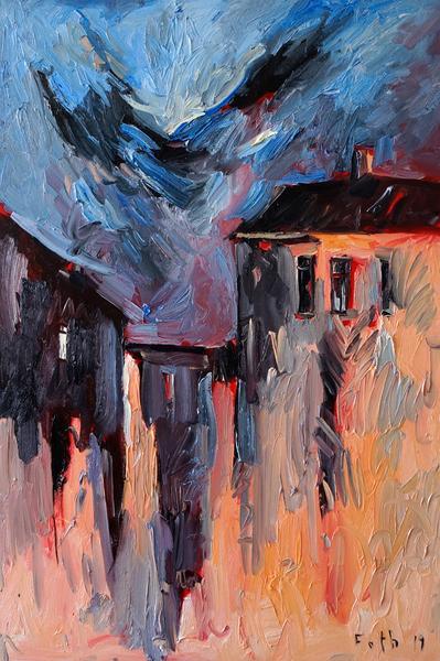 Das Haus von Burkhard und Karla Holze