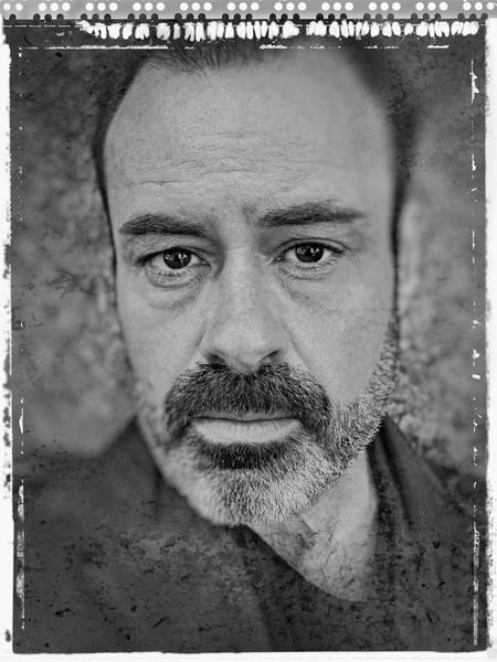 Portrait by Jean-François Dupuis