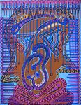 Arte abstracto venta por artista latino judia Mirit Ben-Nun