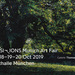 POSITIONS München Art Fair, 17.-20.10.2019, GalerieThomas Fuchs