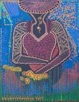 Pintores israelies venta obras acrilico Israel Mirit Ben-Nun