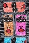 people art drawings mirit ben nun modern contemporary artist
