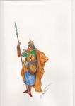 Nubian Palace Guard, no. 2