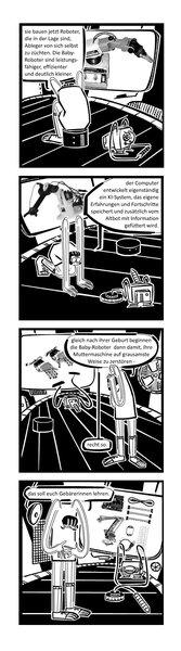 Ypìdemi Muttermaschine