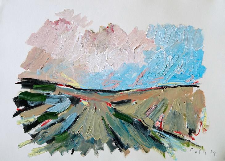 Gruitener Landschaft III