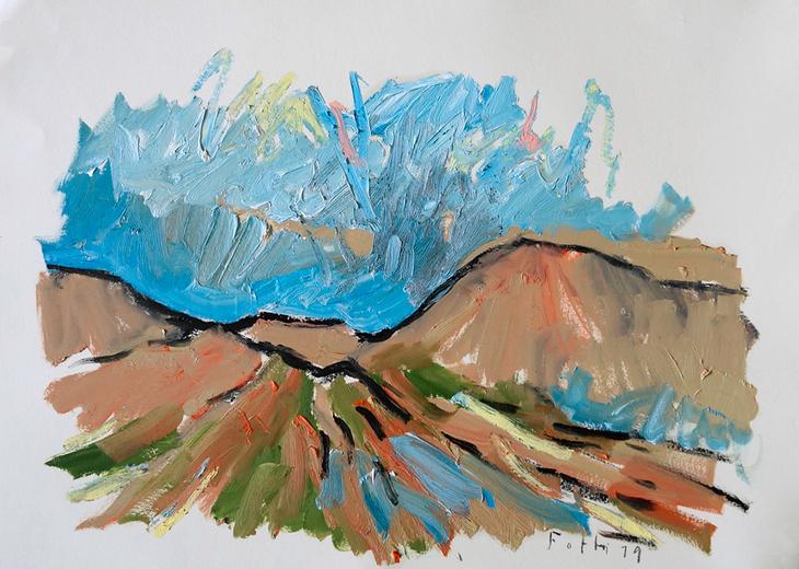 Gruitener Landschaft IV