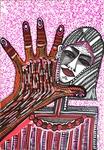 hand painting mirit ben nun israeli modern artist