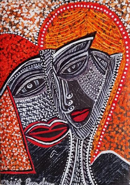 art in israel mirit ben nun modern contemporary painter