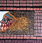 mixed media art israel mirit ben nun modern artist