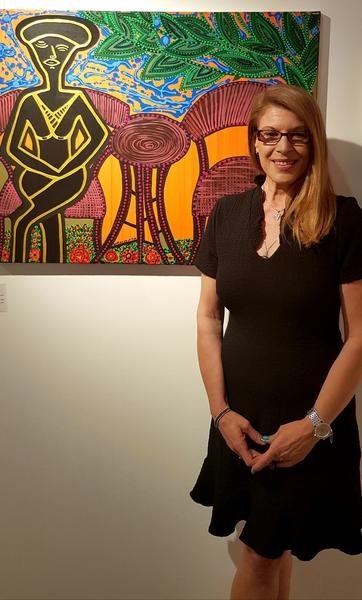 Arte Israel artista moderna israeli latina Mirit Ben-Nun