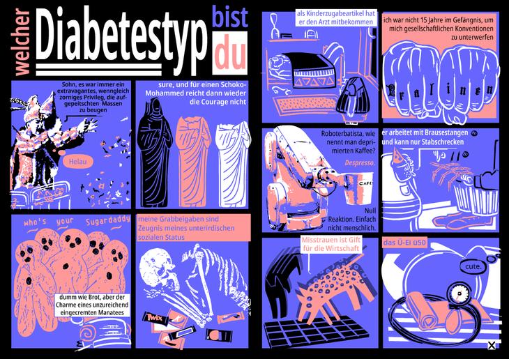 welcher Diabetestyp bist du