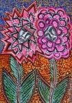 flowers apintings israel modern art mirit ben nun artist