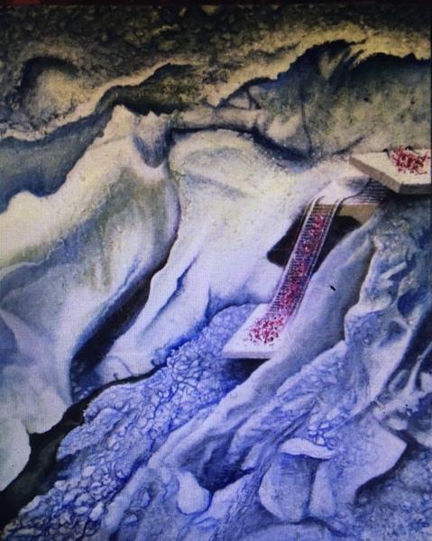 Gletscherprise (Auftragswerk)